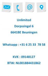 Contact Nieuw